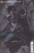 Batman Secret Files Huntress (2021 DC) 1B