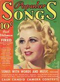 Popular Songs (1935 Dell Publishing) Magazine Vol. 1 #5