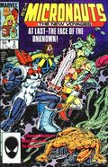 Micronauts The New Voyages (1984) 2