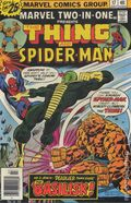 Marvel Two-in-One (1974 1st Series) Mark Jewelers 17MJ