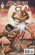 Red Sonja Claw Devils Hands (2006) 4A