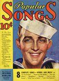 Popular Songs (1935 Dell Publishing) Magazine Vol. 1 #2