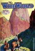 Wide World (UK Edition 1898 George Newnes Ltd) Pulp 628
