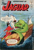 Adventures of the Jaguar (1961-1963 Archie) 11-15CENT
