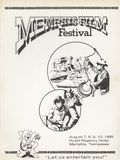 Memphis Film Festival (1982) Program Book AUGUST 1985
