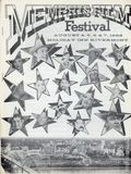 Memphis Film Festival (1982) Program Book AUGUST 1982