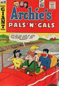 Archie's Pals 'n' Gals (1955) Canadian Price Variant 32