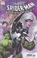 Symbiote Spider-Man Crossroads (2021 Marvel) 1A