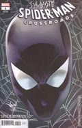 Symbiote Spider-Man Crossroads (2021 Marvel) 1B