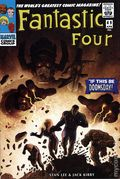 Fantastic Four Omnibus HC (2018 Marvel) By Stan Lee and Jack Kirby 3rd Edition 2B-1ST