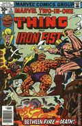 Marvel Two-in-One (1974 1st Series) Mark Jewelers 25MJ