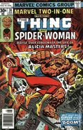 Marvel Two-in-One (1974 1st Series) Mark Jewelers 30MJ