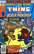 Marvel Two-in-One (1974 1st Series) Mark Jewelers 40MJ