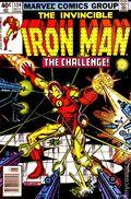 Iron Man (1968 1st Series) Mark Jewelers 134MJ