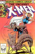 Uncanny X-Men (1963 1st Series) Mark Jewelers 165MJ
