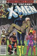 Uncanny X-Men (1963 1st Series) Mark Jewelers 167MJ
