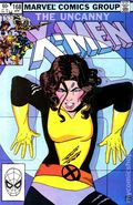 Uncanny X-Men (1963 1st Series) Mark Jewelers 168MJ