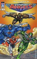 Undercover Angels (Cristal Comics 1996) 1