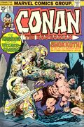Conan the Barbarian (1970 Marvel) Mark Jewelers 46MJ