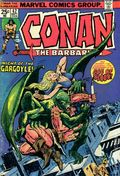 Conan the Barbarian (1970 Marvel) Mark Jewelers 42MJ