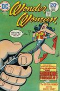 Wonder Woman (1942 1st Series DC) Mark Jewelers 210MJ
