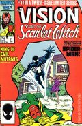 Vision and the Scarlet Witch (1985 2nd Series) 11