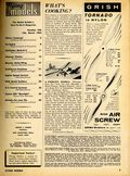 Flying Models (1928-2014 Fifty Crosswords) Magazine 326