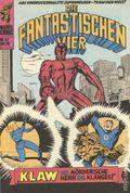 Die Fantastischen Vier (German 1974-1978 BSV-Williams) Fantastic Four 52