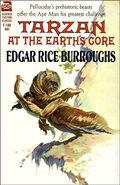 Tarzan at the Earth's Core PB (1963 Ace Books Novel) 1-1ST