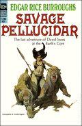 Savage Pellucidar PB (1964 Novel Ace Sci-Fi Classic) 1-1ST