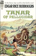 Tanar of Pellucidar PB (1962 Novel Ace Sci-Fi Classic) 1-1ST