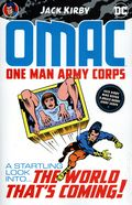 OMAC One Man Army Corps TPB (2021 DC) By Jack Kirby 1-1ST