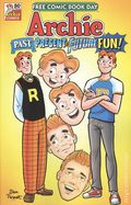 Archie Past Present and Future Fun (2021 Archie) FCBD 0