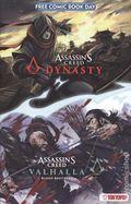 Assassins Creed Valhalla and Destiny (2021 Tokyopop) FCBD 0