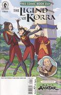 Avatar the Last Airbender Legend of Korra (2021 Dark Horse) FCBD 0