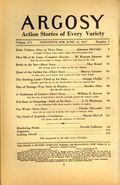 Argosy Part 4: Argosy Weekly (1929-1943 William T. Dewart) Jun 12 1937
