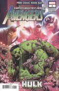 Avengers Hulk (2021 Marvel) FCBD 1