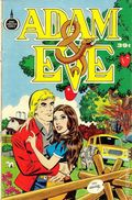 Adam and Eve (1975 Spire) 39CCP