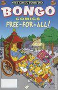 Bongo Comics Free-For-All (2005 Bongo Comics) FCBD 2006