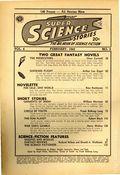 Super Science Stories (1940-1951 Popular Publications) Pulp Vol. 4 #3
