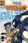 Web of Spider-Man (1985 1st Series) 13
