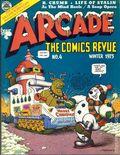 Arcade the Comics Revue (1975) 4