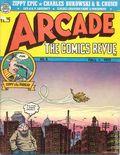Arcade the Comics Revue (1975) 3
