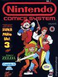 Nintendo Comics System TPB (1990 Valiant) 1A-1ST