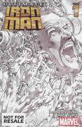Ultimate Iron Man (2005 1st Series) 1E
