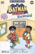 Batman and Robin and Howard / Amethyst Princess of Gemworld Special Edition Flipbook (2021 DC) FCBD 1
