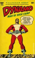 Dynamo Man of High Camp PB (1966 Tower Book) T.H.U.N.D.E.R. AGENT Series 1-1ST