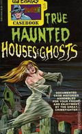 Spirit Casebook: True Haunted Houses and Ghosts PB (1976 Tempo Books) 1-1ST