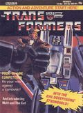 Transformers Magazine (1984 UK) 5