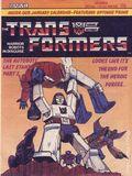Transformers Magazine (1984 UK) 8